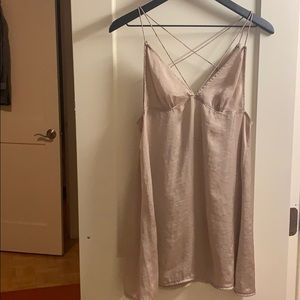 Intimately Free People satin night gown